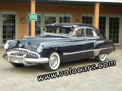 1949 Buick 70 Series