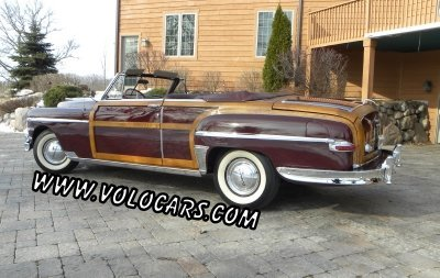 1949 Chrysler Town And Country Image 1