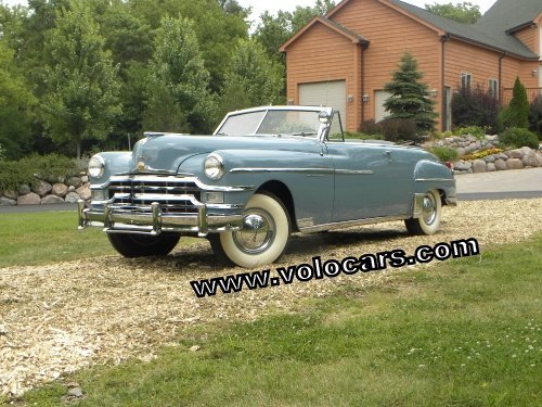 1949 Chrysler New Yorker Highlander