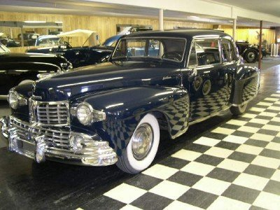 1948 Lincoln  Image 1