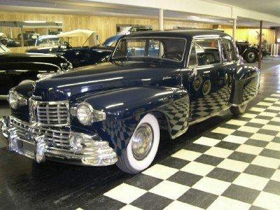 1948 Lincoln  Image 1