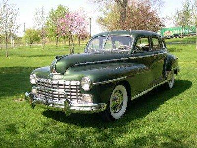1948 Dodge Deluxe Image 1