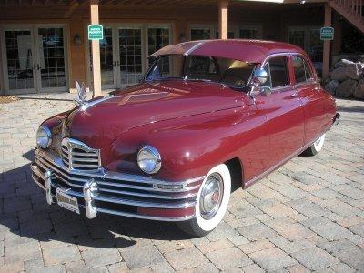 1948 Packard Pre 1950 Image 1