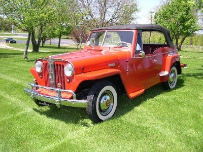1948 Willys Jeepster Image 1