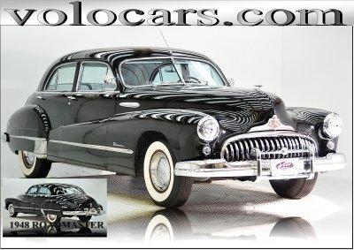 1948 Buick Roadmaster Image 1