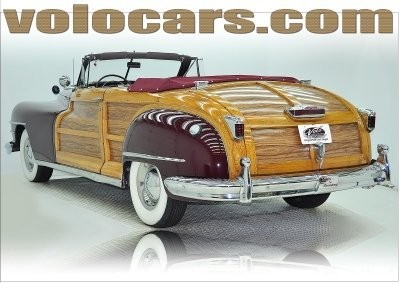 1948 Chrysler Town And Country  Woody Image 1