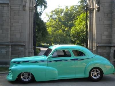 1948 Chevrolet Style Master Image 1