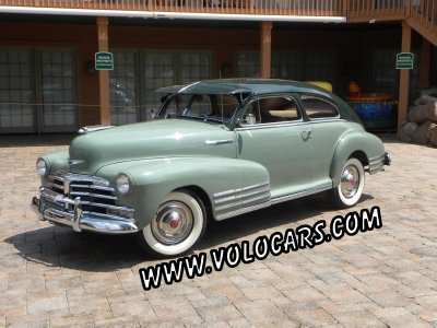1948 Chevrolet Fleetline Image 1