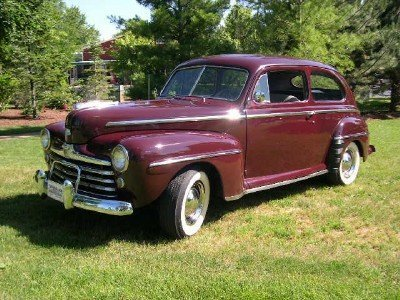 1947 Ford  Image 1