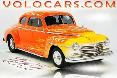 1947 Plymouth  Image 1