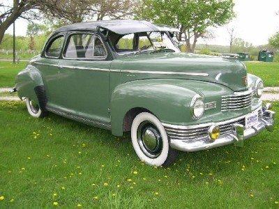 1947 Nash Pre 1950 Image 1