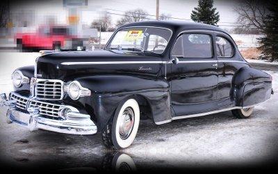 1947 Lincoln Pre 1950 Image 1