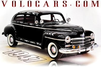 1947 Plymouth Deluxe Image 1