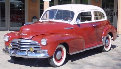 1947 Chevrolet Stylemaster Image 1