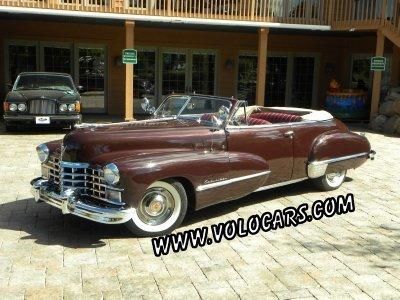 1947 Cadillac  Image 1