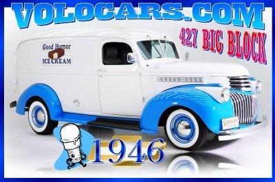 1946 Chevrolet Panel Image 1