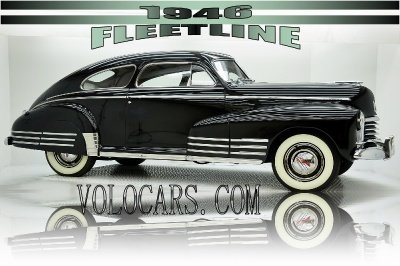 1946 Chevrolet Fleetline Image 1