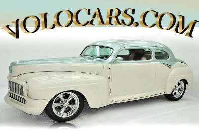 1946 Mercury Chopped Image 1