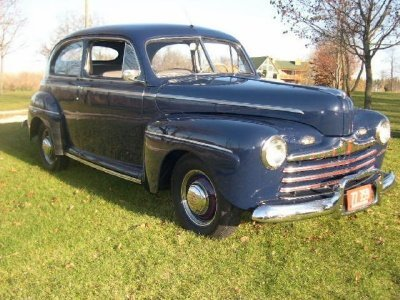 1946 Ford Pre 1950 Image 1