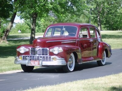 1946 Lincoln  Image 1