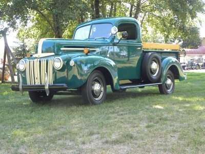1945 Ford 59 C Image 1