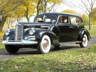 1942 Packard  Image 1