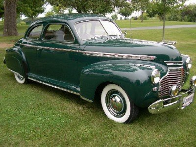 1941 Chevrolet Deluxe Image 1