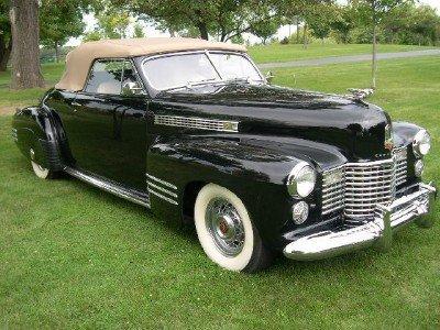 1941 Cadillac  Image 1