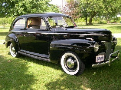 1941 Ford Deluxe Image 1