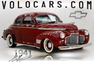 1941 Chevrolet Super Deluxe Image 1