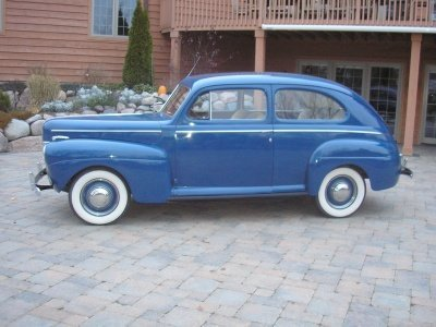 1941 Ford Pre 1950 Image 1