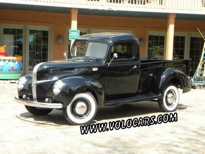1941 Ford 1/2 Ton Image 1