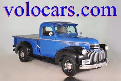 1941 Chevrolet Truck Image 1