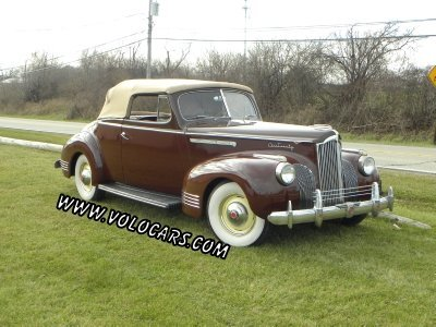 1941 Packard  Image 1