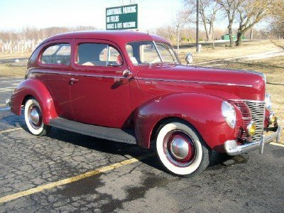 1940 Ford Pre 1950 Image 1