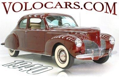1940 Lincoln Pre 1950 Image 1