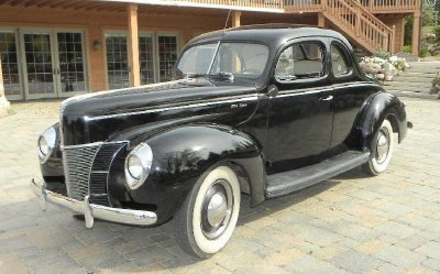 1940 Ford Super Deluxe Image 1