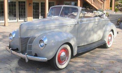 1940 Ford Pre 1950 Image 1