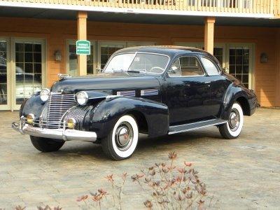 1940 Cadillac  Image 1