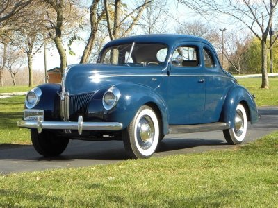 1940 Ford Model 01 A Image 1