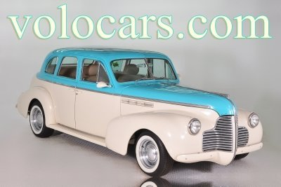 1940 Buick Special Image 1
