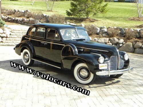1940 Buick Century Image 1