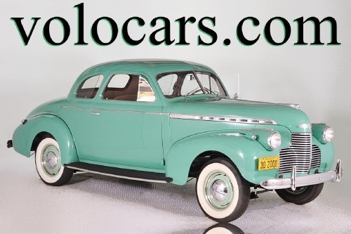 1940 Chevrolet Special Image 1