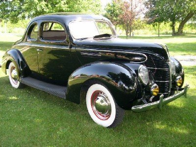 1939 Ford Pre 1950 Image 1