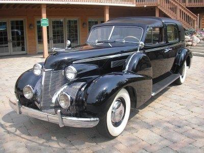 1939 Cadillac 75 Image 1