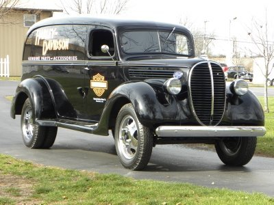 1939 Ford Delivery Image 1