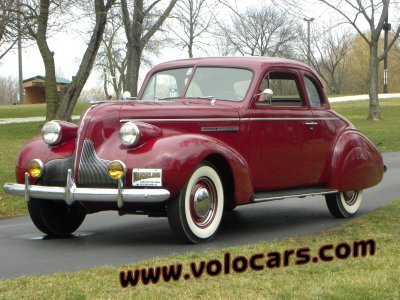 1939 Buick Model 46 S Image 1