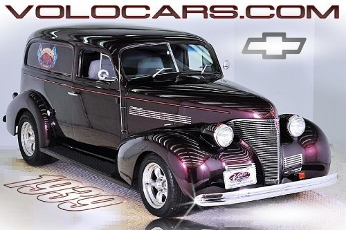 1939 Chevrolet Sedan Delivery Image 1