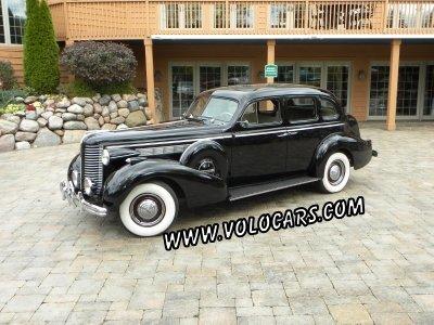 1938 Buick Century Image 1