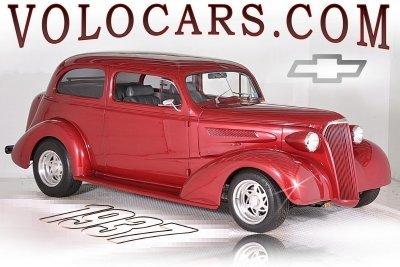 1937 Chevrolet Master Deluxe Image 1
